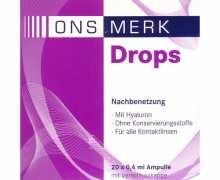 Ons Merk Drops